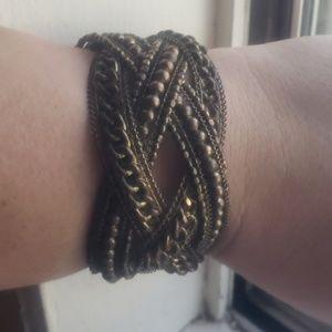 Rap around bracelet